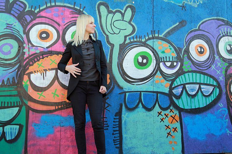 Katja Bartholmess. Bild: Petrina Engelke