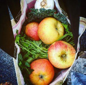 Leckeres Obst und Gemüse. Bild: privat