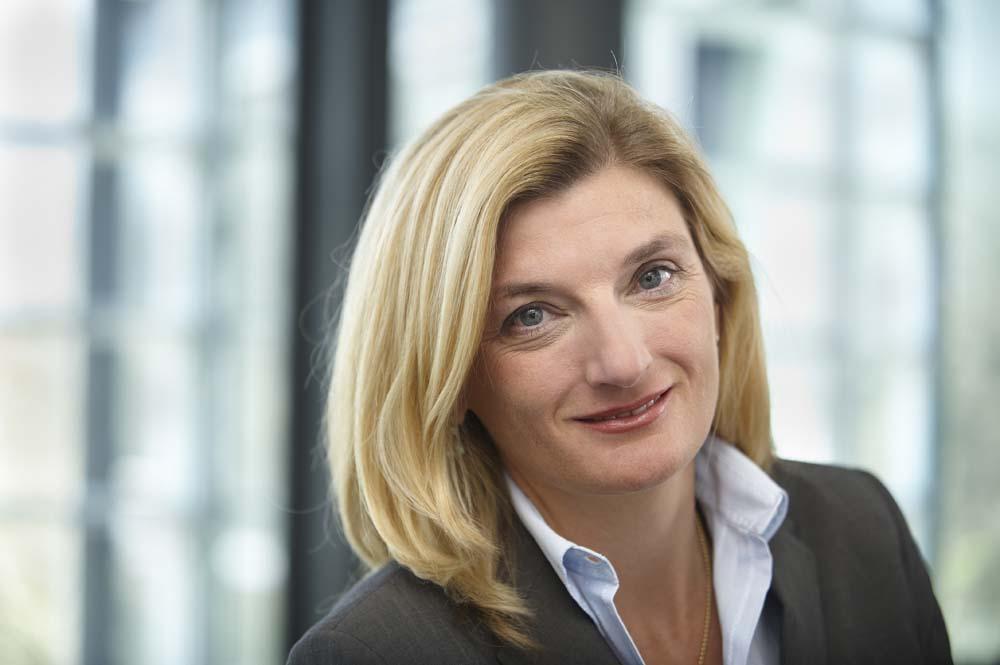 Dr. Dorothée Ritz, Microsoft Deutschland Bild: Microsoft