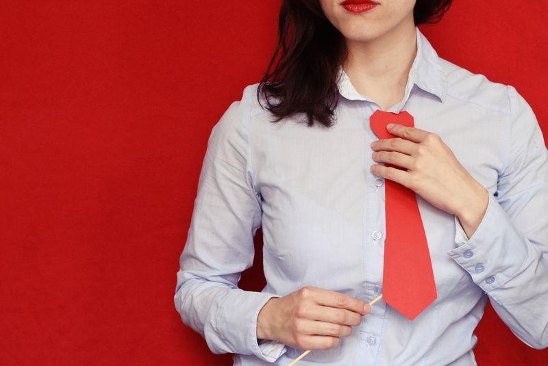 Unternehmensberaterin. Bild: FemmeCurieuse/photocase.de