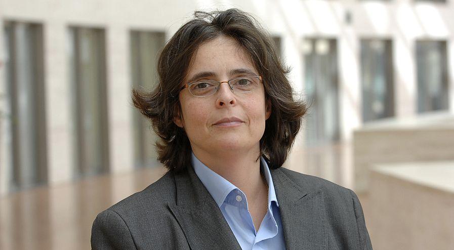 Monica Wertheim. Bild: Schlüter Fotografie