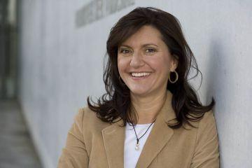 Gründerin der Women Speaker Foundation Regina Mehler. Bild: Sandra Eckhart