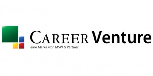 CareerVenture Logo mit Untertitel 100x50 300dpi