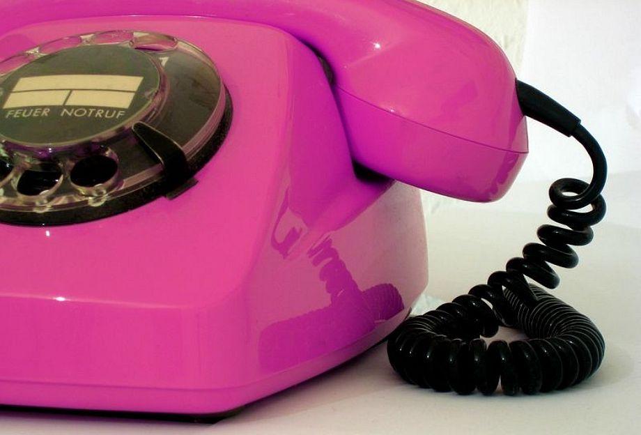 Das Telefoninterview - ein wichtiger Schritt. Bild: theelectriclowrider/photocase.de