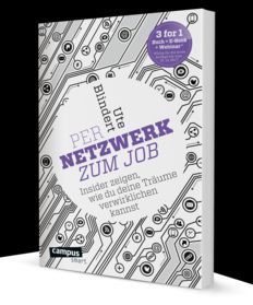 """Buch: """"Per Netzwerk zum Job"""""""