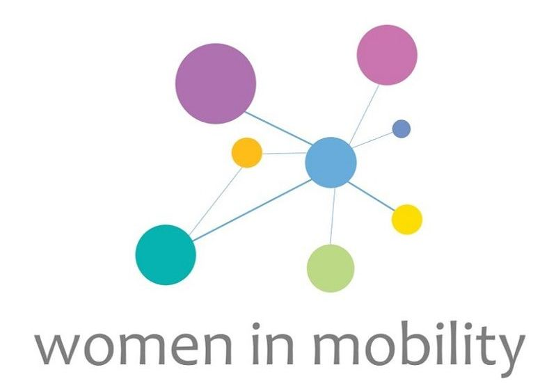 Logo women in mobility