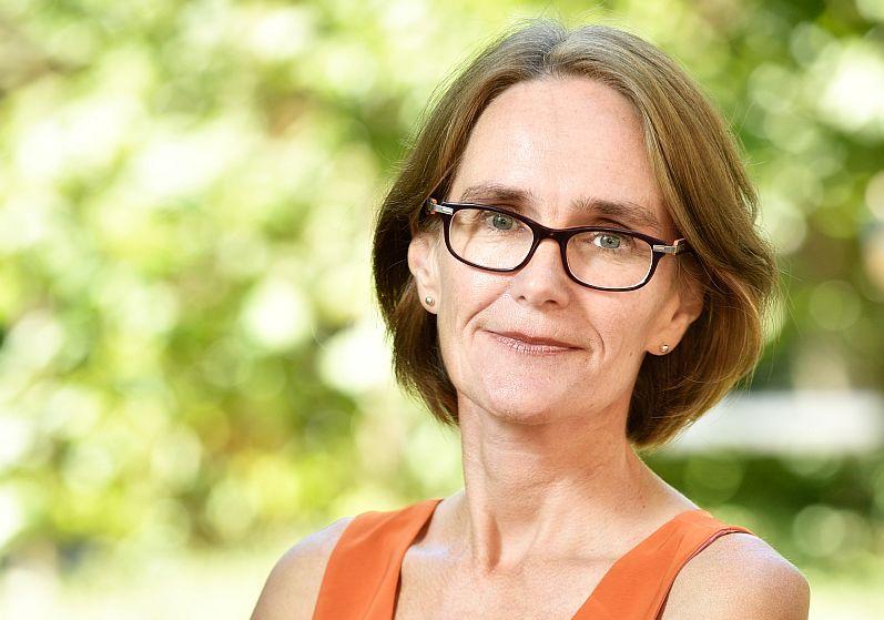 Dr. Christine Finke, Autorin, Bloggerin. Bild: Patrick Pfeiffer Photodesign