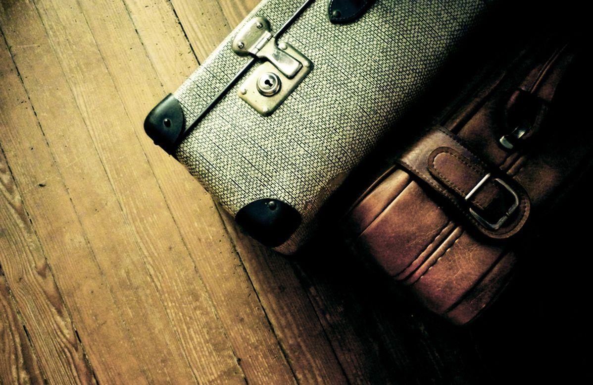 Reisen. Losgehen, um anzukommen. Bild: illmedia/photocase.de