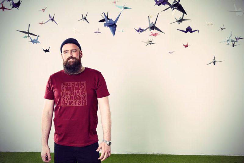 InkluWas-Männer-T-Shirt