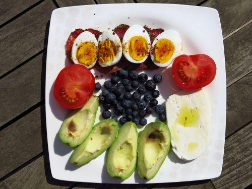 Frisch und gesund, das Mittagessen von Sibilla Kawalla