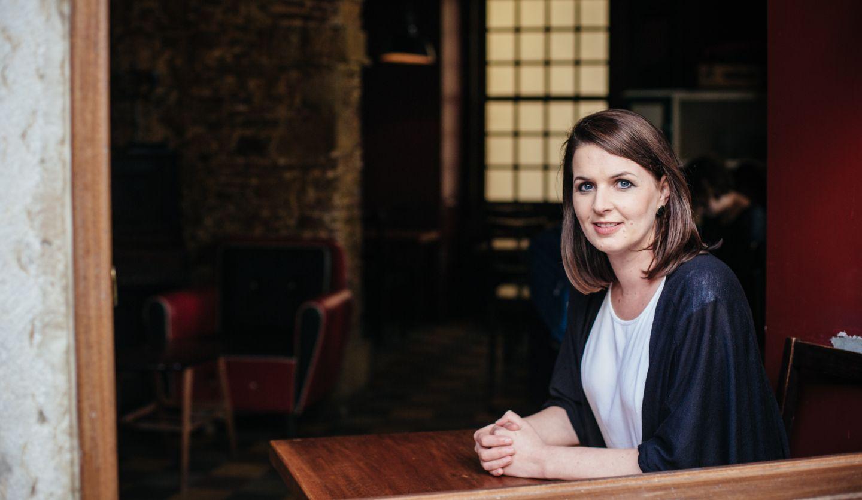 Tanja Lenke, she-preneur. Bild: Emanuele Siracusa