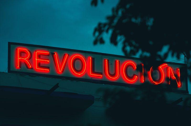 Revolution. Bild: birdys/photocase.de