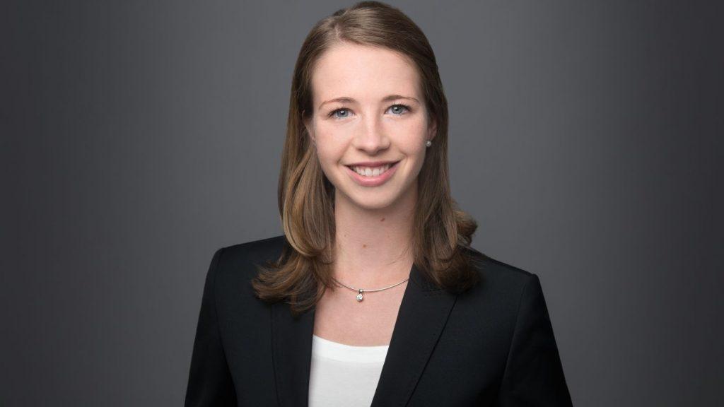 Katharina Holthusen-Schmidt, Covestro