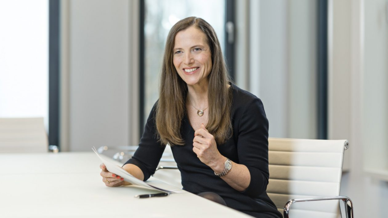 Karin Thelemann, Business Consulting Leader bei EY