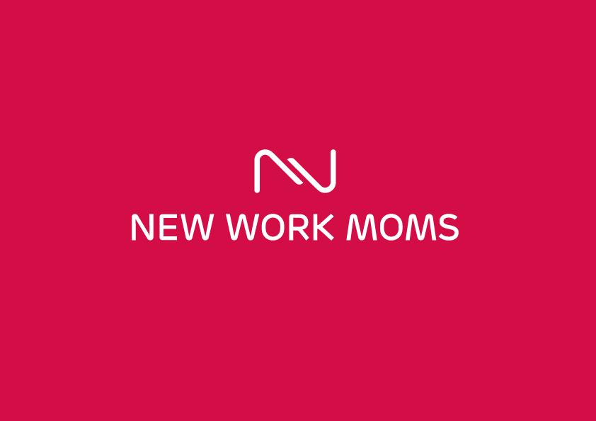 Logo New Work Moms