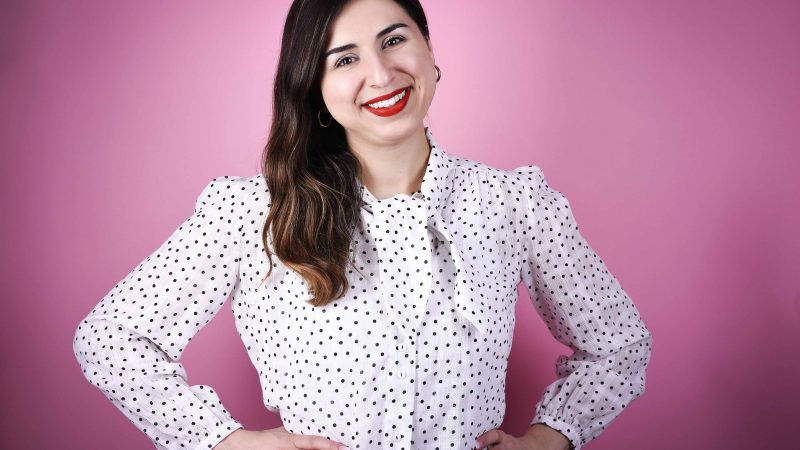 Mina Saidze, Inclusive Tech