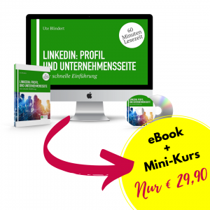 LinkedIn-eBook und Mini-Kurs