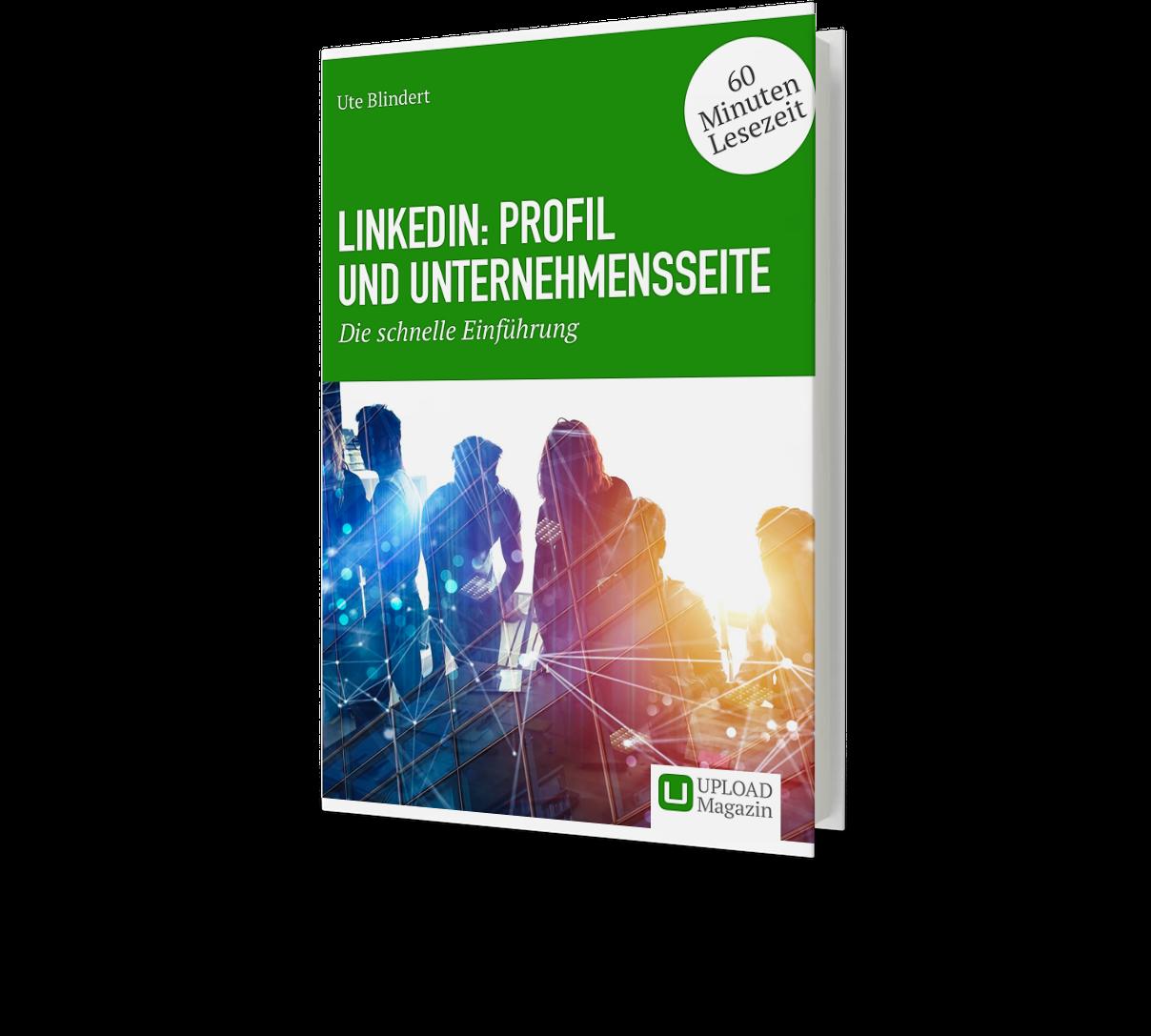 LinkedIn-eBook und Taschenbuch