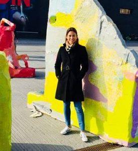 Talent Leader Nathalie Mielke von EY